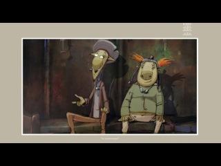 Видео к мультфильму «Ку! Кин-дза-дза» (2013): Трейлер