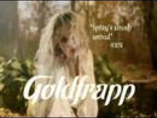 Goldfrapp - Seventh Tree (TV AD)