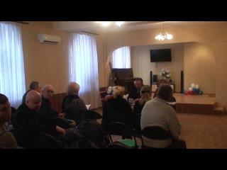 Запрет на съемку в Даниловском ТИК