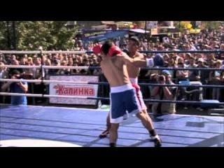 Бойцовский клуб№4 Рустам vs Андрей