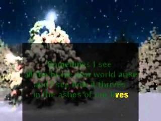 Видео караоке ABBA - Happy New Year