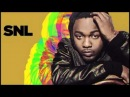 Kendrick Lamar - Swimming Pools (Drank)  Poetic Justice - Saturday Night Live SNL