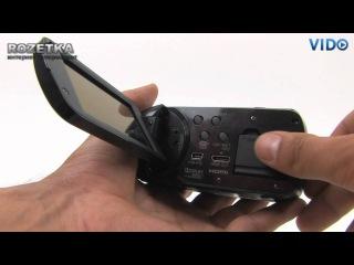 Видеокамера Canon Legria HF R28 (ROZETKA)