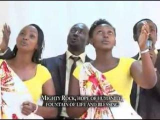 Ambassador of Christ Choir Rwanda - Umwami Yesu New African Gospel music 2013