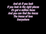 Alain Clark - Love is everywhere +lyrics