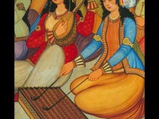 MAJNOUN (IRAN)-Persian Traditional-(greek lyrics/singing by Kristy Stassinopoulou
