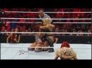 Glamazon Beth Phoenix vs Nikki Bella - Diva's Championship Lumberjill match - Raw Supershow