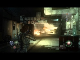 Resident Evil 6 operation raccoon city - прохождение часть 1