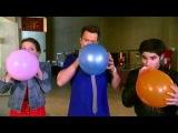 Darren Criss & Melissa Benoist With Josh Duhamel on Kids Choice Awards 2013 23/03/13