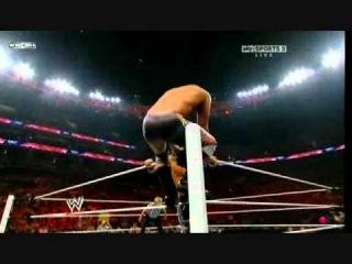 R-Truth VS John Morrison VS Zack Ryder VS The Miz
