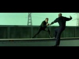 The Matrix Reloaded Fight scene