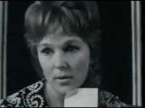 """Фрагмент спектакля театра сатиры """"Доходное место"""", 1967 г."""
