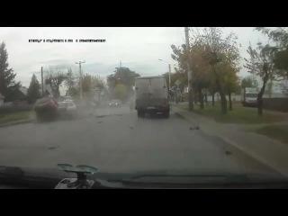 Видео пьяного ДТП в Тамбове: погибли трое, включая мать с ребенком...