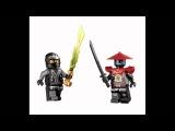 New Lego Ninjago 2013 winter sets