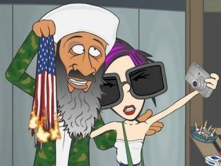hipsters in space: jihad is rad: supernews!
