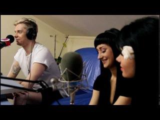 STAR ANGELS - прямой эфир на Европе Плюс - БСП Шоу Видео № 1 (30.04.2012)