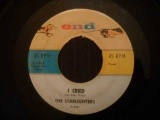 Starlighters - I Cried - Very Rare Philly Doo Wop Ballad featuring Van McCoy