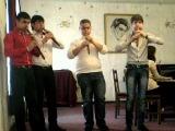 Students of Georgy Minasov - Waltz (Aram Khachaturyan)