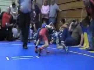 wrestler/борец мальчик 7-ми лет. Национальный чемпион!