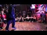 House Dance UK '12 Malcom Vs Leslie