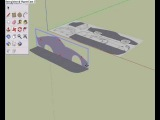 how to create a car in google sketchup (Tutorial)