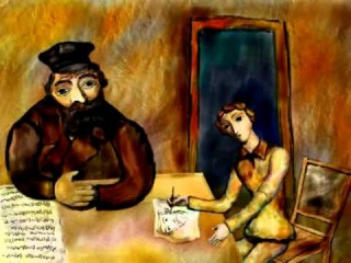 Страсти по Шагалу (Андрей Мельников, 2008 г.)