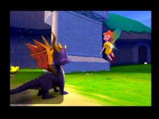 Let's Play Spyro 3 Part 4: How I Come Up With Names When I Write?