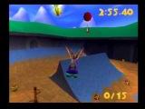 Let's Play Spyro 3 Part 5: Failing at Skate Boarding.