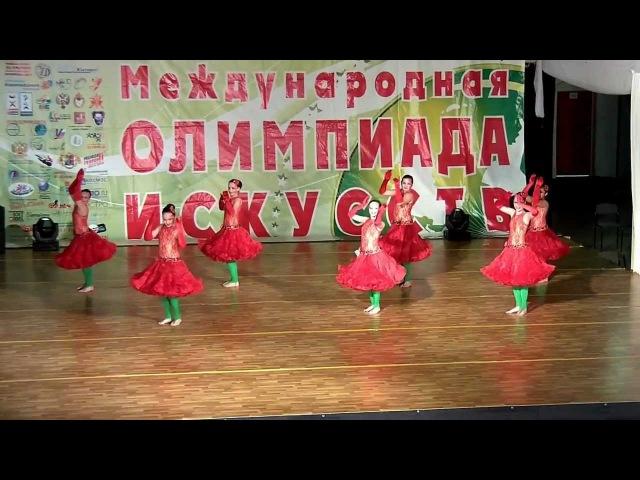 World dance olimpiad. SHVT Oriental