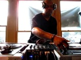 DJ Scratch on the 1s and 2s (Part 1 of 2) @ Fat Beats, NYC (The Final Day)
