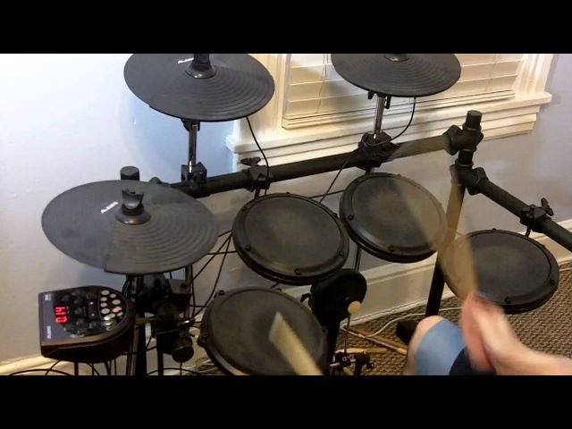 Christina Aguilera - Ain't No Other Man (Drum cover)