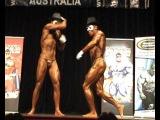 MassiveJoes.com - INBA SA Championships 2010 - Jamie MacGillivray & Ben Wortley Posing Routine
