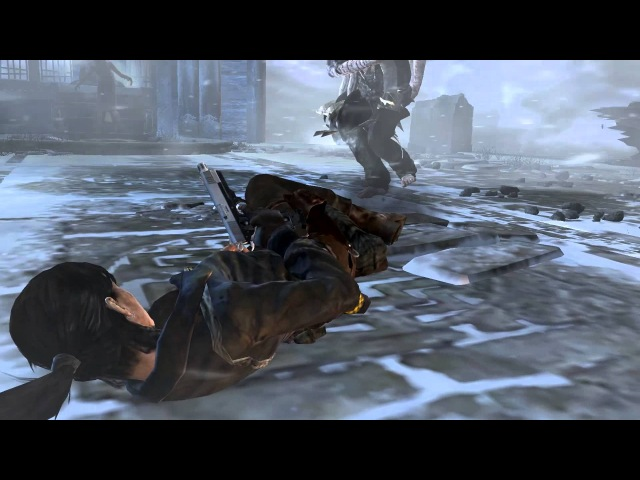 Tomb Raider 2013 Финальный босс и концовка..