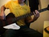A Wilhelm Scream - The Horse (bass play along)