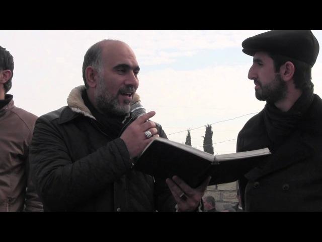 Elshen Xezer-Gence ImamZade-Ashura gunu 2012-Eshqi Huseyn