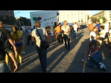 11 08.06 UEFA EURO 2012 Kharkov beautiful women view from behind