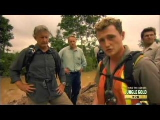 Lebedinskiy Production Золото джунглей 1 серия , Jungle Gold: Season 1 Special: Behind The Scenes