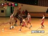 THROWBACK Young Derrick Rose Slam Dunks On Ginger Kid!