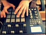 Akai MPD 26/Ableton live (ape tit) Jeff Janis Pink Panther theme remix