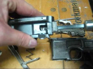 C96 disassembly and reassembly