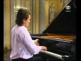 W.A.Mozart  sonata  KV 331  piano Ivo Pogorelich