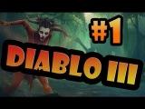 Упоротый Diablo III - 1 Спайдэрменчики