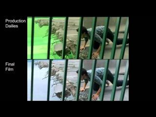 Пунк назначения 5 - Как снимали сцену моста
