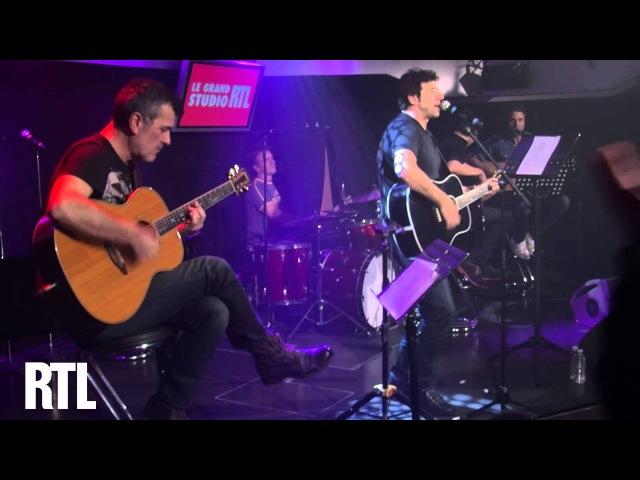 Patrick Bruel - J'te ldis quand même en Live dans le Grand Studio RTL