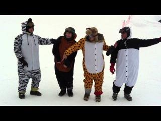 Красная Поляна 2012 . танцы зверей . MZ ЛЕШИЙ