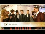 BAMBI 2012 Red Carpet- One Direction