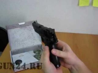 Обзор, разборка пистолета Gletcher SS P226-S5