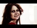 DOCTOR WHO'S KAREN GILLAN: Sexy Zombie SKIN CARE - The Nerdist on BBC America
