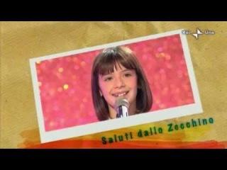 Eleonora Sfarzi - La Mia Età (2009 52ª Zecchino d'Oro, lyrics_IT, vs1 @ Live)