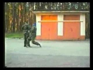 Спецназ ВДВ спец курс уличной драки